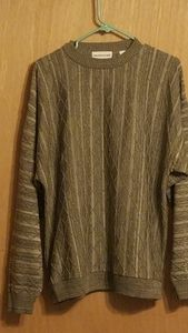men's large sweater